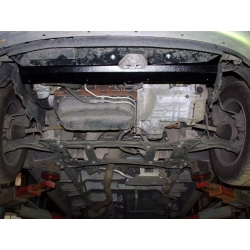Dodge Grand Caravan III (cover under the engine and gearbox) - Metal sheet