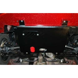 Fiat Albea (cover under the engine and gearbox) 1.4 - Metal sheet