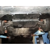 Fiat Brava / Bravo (cover under the engine and gearbox) expect 1.6 - Metal sheet