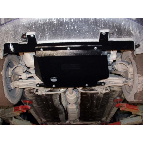 Fiat Palio (cover under the engine and gearbox) 1.0, 1.2, 1.4, 1.5, 1.6 - Metal sheet