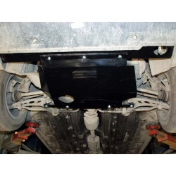 Fiat Punto (cover under the engine and gearbox) 1.1, 1.2, 1.4, 1.7D - Metal sheet