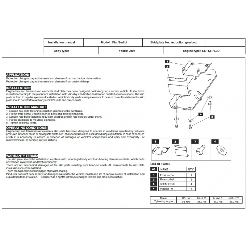 Fantastic Fiat Sedici Differential Cover Zadni Napravy Metal Sheet Wiring Digital Resources Helishebarightsorg