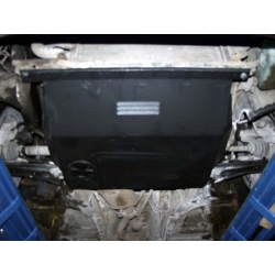 Ford Escort (cover under the engine and gearbox) 1.4, 1.6 - Metal sheet