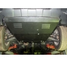 Ford Escape (cover under the engine and gearbox) 2.0, 2.4, 2.7, 3.0 - Metal sheet