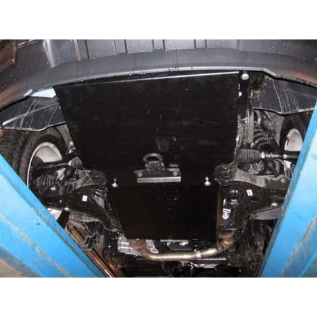 Ford Explorer (cover under the engine) 4.0 - Metal sheet