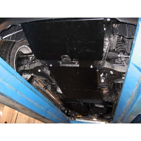 Ford Explorer (cover under the gearbox) 4.0 - Metal sheet