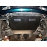 Ford Fiesta IV ( /Courier) (cover under the engine and gearbox) 1.0, 1.3, 1.4, 1.6, 1.8D - Metal sheet