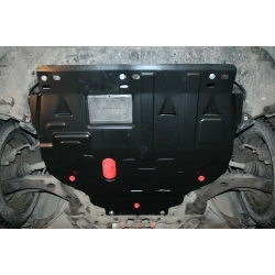 Ford Focus II Kryt pod motor a převodovku 1.4, 2.0 - Plech