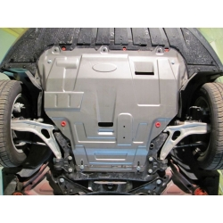 Ford Focus III (cover under the engine and gearbox) 1.6, 2.0 - Metal sheet
