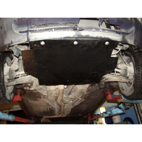 Ford KA (cover under the engine and gearbox) 1.0, 1.3, 1.6 - Metal sheet