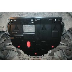 Ford Kuga Kryt pod motor a převodovku 2.0D, 2.5 - Plech