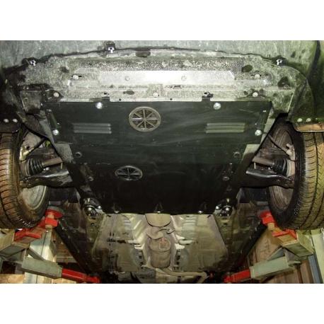 Ford Mondeo III Kryt pod motor a převodovku kromě 2.0TD, 2.5TD - Plech