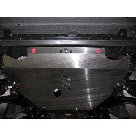 Ford Mondeo IV (cover under the engine and gearbox) 2.5T - Aluminium