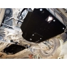 Ford Mustang (Cover the automatic transmission) 3,8 - Metal sheet