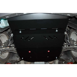 Ford Mustang (cover under the engine) 4.0 V6 - Metal sheet