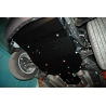 Ford Mustang (Cover the automatic transmission) 4.0 V6 - Metal sheet