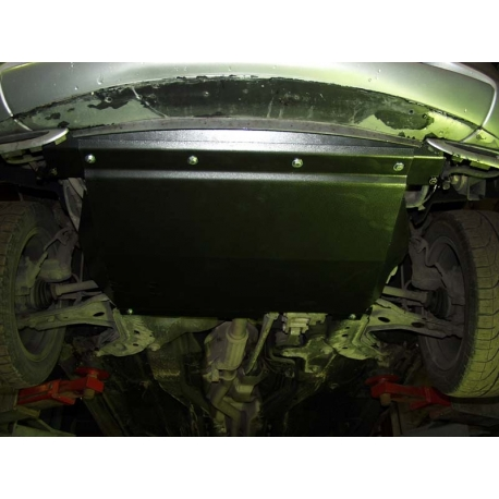 Ford Puma (cover under the engine and gearbox) 1.4, 1.6, 1.7 - Metal sheet