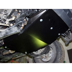 Ford Ranger (cover under the engine) 2.3, 2.5 D, 2.5 TD (4x4) - Metal sheet