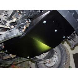 Ford Ranger (cover under the engine) 2.3, 2.5 D, 2.5 TD (4x4) - Aluminium
