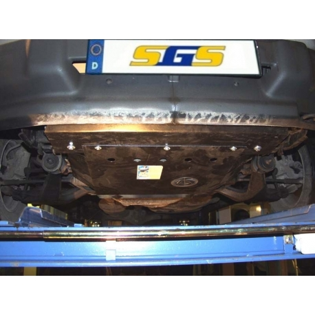 Ford Transit (cover under the engine) 2.0, 2.5D, 2.9 - Metal sheet