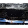 Ford Transit rear-wheel drive (cover under the engine) 2.0 TD, 2.4 TD - Metal sheet