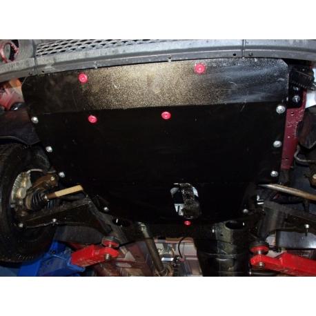 Ford Transit přední pohon kryt pod motor 2.0 TD, 2.4 TD - Plech