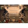 Hummer H3 (cover under the engine) 3.7 - Aluminium