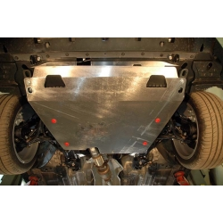 Honda Accord NF (cover under the engine and gearbox) 2.0, 2.4 - Metal sheet