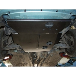 Honda Civic V (cover under the engine and gearbox) - Metal sheet