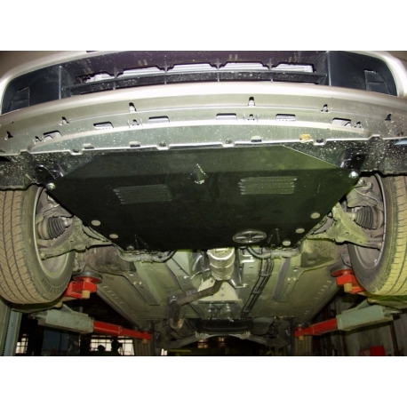 Honda Civic VI (cover under the engine and gearbox) - Metal sheet