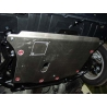 Honda Civic VII (cover under the engine and gearbox) 1.6, 1.8 - Metal sheet