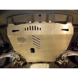 Honda Civic VII Hatchback (cover under the engine and gearbox) 1.8 - Aluminium