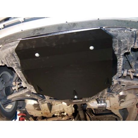 Honda Fit (cover under the engine and gearbox) - Metal sheet