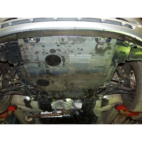 Honda Jazz (cover under the engine and gearbox) 1.2, 1.4, 1.6 - Metal sheet