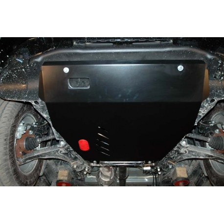 Honda Ridgeline (cover under the engine and gearbox) 3.5 - Metal sheet