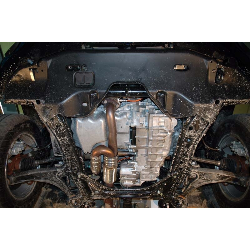Honda Ridgeline Cover Under The Engine And Gearbox 3 5