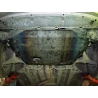Honda Stream (cover under the engine and gearbox) 1.7, 1.7 16V (4WD), 2.0, 2.0 16V (4WD) - Metal sheet