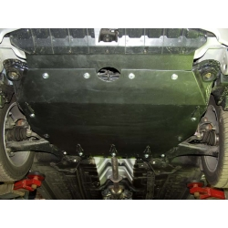Hyundai Coupé (cover under the engine and gearbox) - Metal sheet