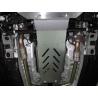 Hyundai Genesis (Cover the automatic transmission) 3.8 - Aluminium