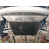 Hyundai Getz (cover under the engine and gearbox) - Metal sheet