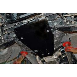 Hyundai H 100 Porter (cover under the engine) 2.5 - Metal sheet