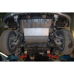 Hyundai H-1 / SVX (cover under the engine) 2.4, 2.5 (auch 4WD) - Aluminium