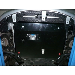 Hyundai i20 (cover under the engine and gearbox) - Metal sheet