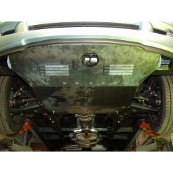 Hyundai Matrix (cover under the engine and gearbox) 1.5, 1.6, 1.8 - Metal sheet