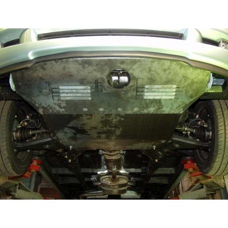 Hyundai Matrix Kryt pod motor a převodovku 1.8 - Plech