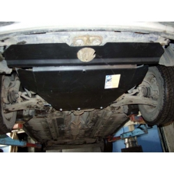 Hyundai Sonata I (cover under the engine and gearbox) - Metal sheet