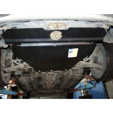 Hyundai Sonata I Kryt pod motor a převodovku - Plech