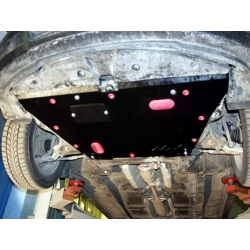 Hyundai Sonata (cover under the engine and gearbox) 2.0, 2.4 - Aluminium