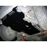 Hyundai Terracan (cover under the gearbox) - Metal sheet