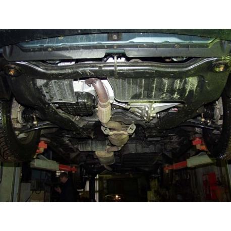 Hyundai Trajet Kryt pod motor a převodovku - Plech